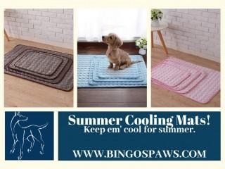 Summer Cooling Mats!