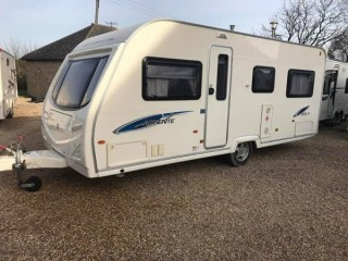 Swift Charisma 550 2010 4 seats in very good condition