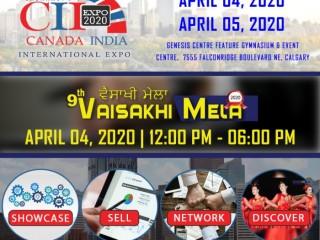 CII EXPO & VAISAKHI MELA 2020