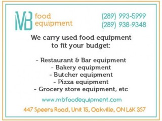 Used Restaurant Bakery Equipment For Sale