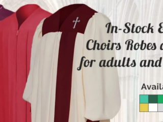 On-Sale Choir Robes in Canada