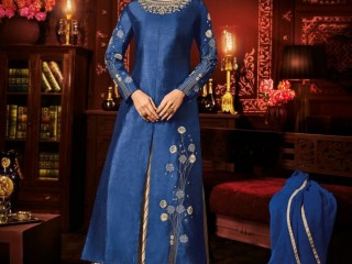 New Designs of Indo Western Outfits at Mirraw