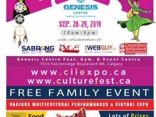 CII EXPO 2019 & CULTUREFEST 2019